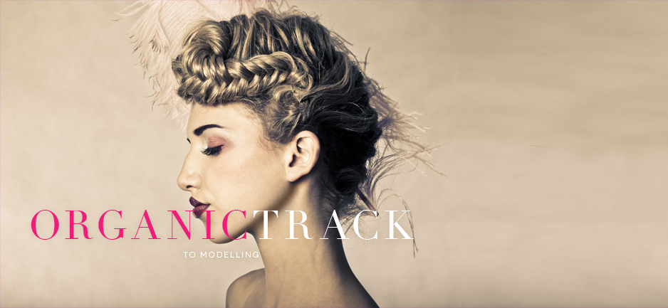 OrganicTrack to Modelling from Luxe Models