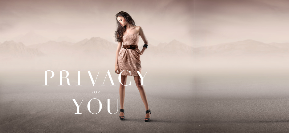 Privacy for You from Luxe Models